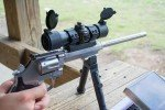 A Long Range Revolver? Smith & Wesson 647 Varminter
