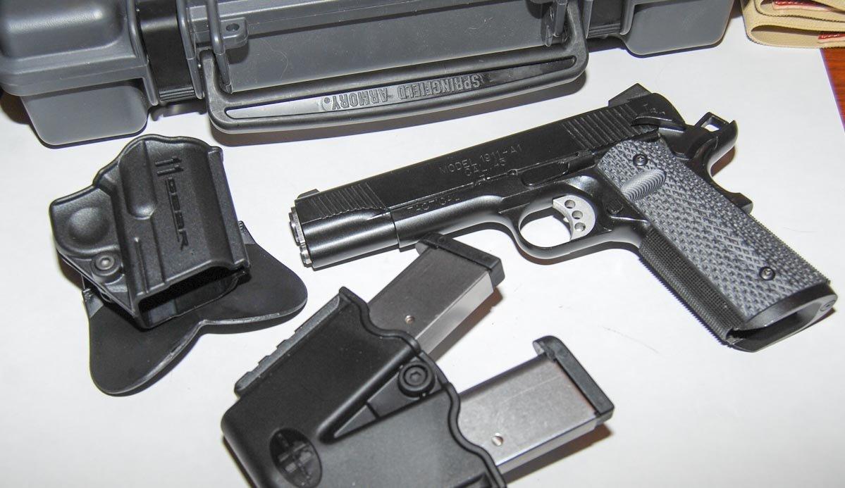 Gun Review: Springfield Armory 1911 TRP - GunsAmerica Digest