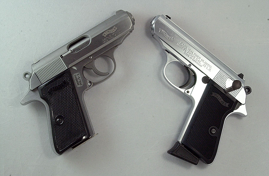 old school concealed carry two walther ppks gunsamerica digest
