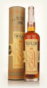 """If you can't find a bottle of E.H. Taylor, Buffalo Trace's """"Eagle Rare"""" is quality whiskey as well.  (Buffalo Trace)"""