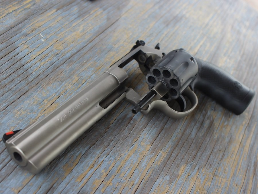 Coating a Stainless Revolver? WMD's 686 - GunsAmerica Digest
