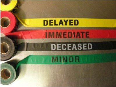 This triage tape is only Amazon for $24.95, currently backordered, so if you are putting together a trauma pack but the APALS are too much money, seriously think about this tape. I bought some!