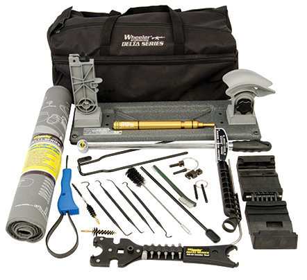 Wheeler Engineering's Professional AR Armorer's Tool Kit. Everything you need?