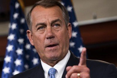 Speaker of the House John Boehner.  (Photo: Politico)