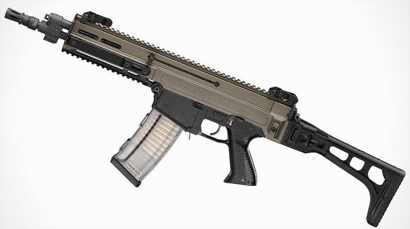 CZ 805 Bren PS1 Pistol (Photo: CZ)
