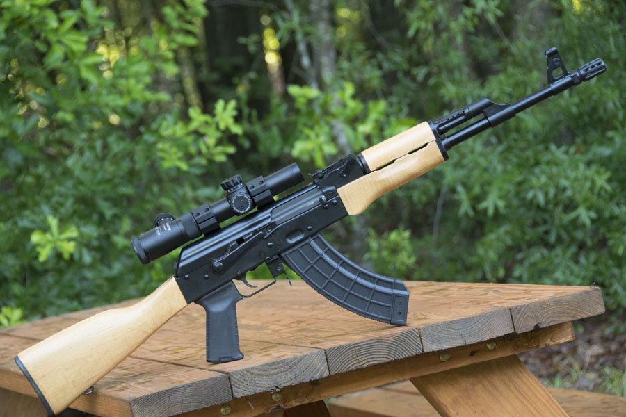 The 100% American Made AK: The Ras-47 - GunsAmerica Digest