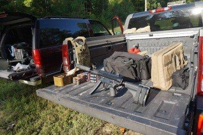 Truck guns!  Sad to say the POF 5 isn't on the list.