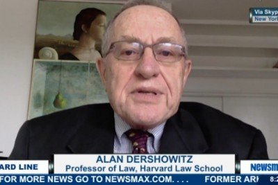 What are your thoughts on Dershowitz's comments?