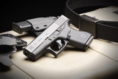 The G43.  (Photo: Glock)