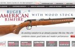 Ruger American Rimfire Rifle Now Availalbe with Wood Stock