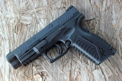 Like the other XD pistols, the XD(M) is made in Croatia.