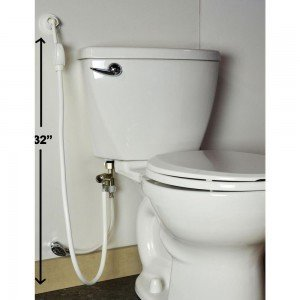 From what I have seen in the editorial world, most prepping and survival stuff out there is written to sell ads on a popular subject, not to help you actually survive.  One of the authors I follow recently suggested this Bidet but washing system from Home Depot. Where is the water pressure going to come from?