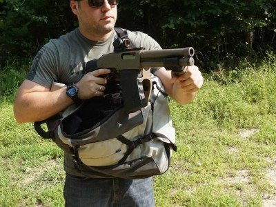 """Even with the 8.5"""" barrel, the DT is still not a short barreled anything."""