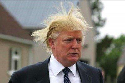 Trump at #3 -- really?!