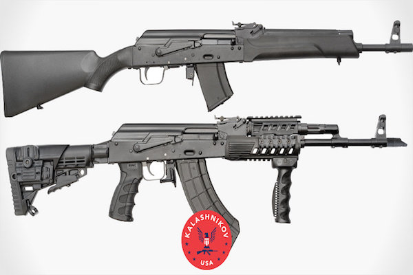 Kalashnikov USA'S New American Weapons Now Available