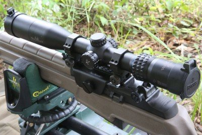 The UTG mount is much lower profile than the Springfield mount. For 26 bucks hello?