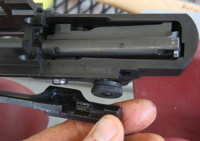 Taking apart the M1A and putting it back together is fairly simple, and the parts are readily available in what is a pretty flexible platform compared to proprietary AR-15 designs.