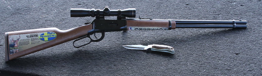 Check out our review of the Model 464 Lever Action Rifle.