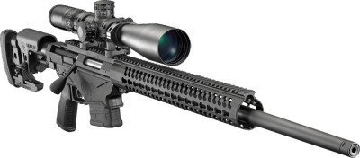 Ruger Precision Rifle (Photo: Ruger)