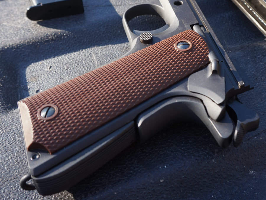 Auto Ordnance 1911A1 Review - GunsAmerica Digest