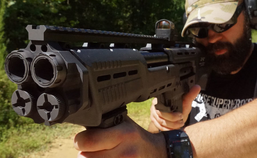 Dp 12 Review A Functional Double Barrel Bullpup