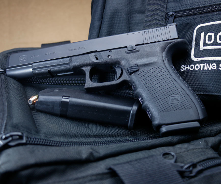 Bigger is Better: Glock 40 GEN4 MOS 10MM - GunsAmerica Digest