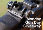 Monday Gun Day Giveaway: Springfield Armory M1A National Match