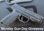 Monday Gun Day Giveaway: Springfield Armory XD Mod.2 4″