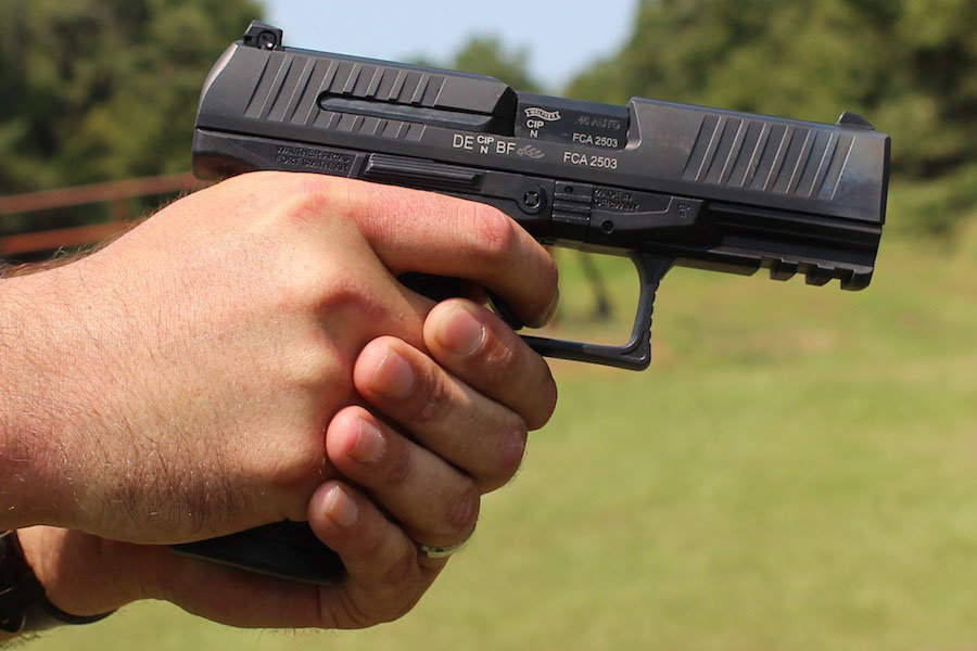 Walthers First 45 The Ppq M2 Review Gunsamerica Digest