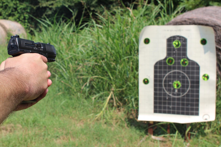 Walther's first  45-the PPQ M2-Review - GunsAmerica Digest