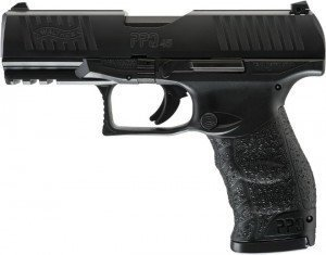 The Walther PPQ M2 45.