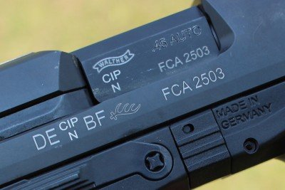 The PPQ M2 is made in Germany.