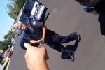 Cop Draws Gun on Man with Camera, then Asks: 'Are you some kind of Constitutionalist?'