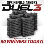 Duel 3: Wild Wednesday!  Springfield Armory Giving Away 50 Guns!