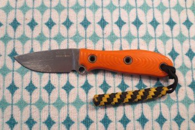 """A Busse Combat """"Game Warden.""""  I believe I first purchased this in 2006.  It's held up really well over the years."""