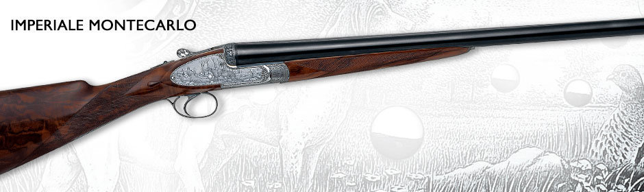 The side-by-side Beretta Imperiale Montecarlo.  I'm not sure this stock photo does it justice.