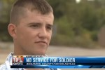 Waffle House Tells Uniformed Soldier to Leave Gun Outside Restaurant.  He Refused.