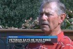 Veteran in Kentucky fired from job for stopping during National anthem.