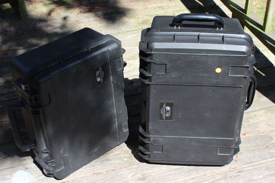 For those who own fewer guns, they make cases with more room for gear. Or smaller cases. If you own more gear or guns, there are larger cases. Up to you and your budget.