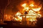 American Gunsmithing Institute in Path of California Fire