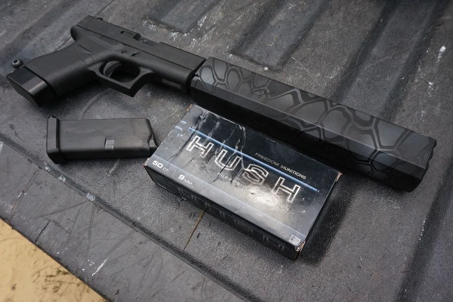 Suppressing the GLOCK 43-XCaliber Firearms - GunsAmerica Digest