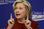 Hillary Clinton Bashes NRA, Compares to 'Iranians' and 'Communists'