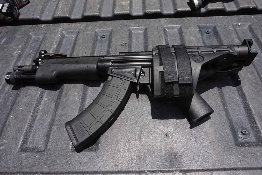 PTR 32P – The H&K Style AK Alternative - GunsAmerica Digest