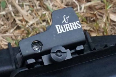 The Burris Fastfire series of red-dot optics is a great option for rapid target acquisition.