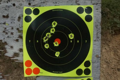 With a good optic zeroed, the Vepr is faster to the target, and more effective.