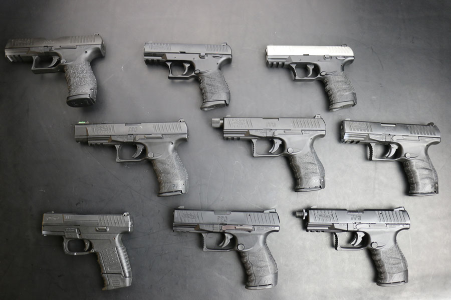 Walther's American Pistols