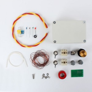 Occasionally I find cheap manual antenna tuners on Ebay, but this kit is all that is out there right now. If you solder, it's not a huge project for about ten bucks, less than you could buy the components for at Mouser.
