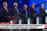 Debate Watch: Who is the Most Anti-Gun Democratic Candidate?