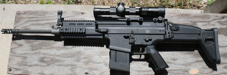 fn scar 17 the quest for the perfect semi auto battle rifle