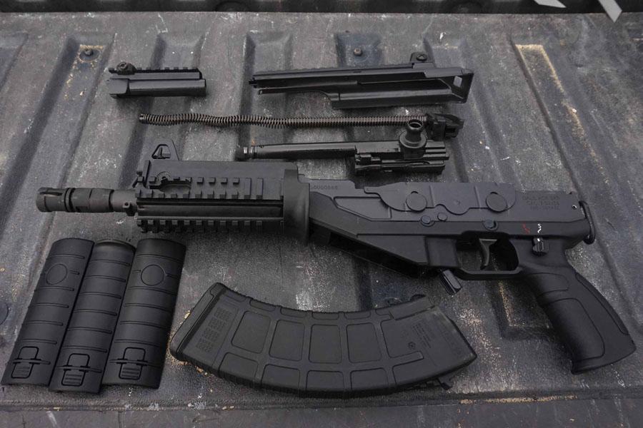 The Galil Ace-7 62 x 39 Perfected - GunsAmerica Digest